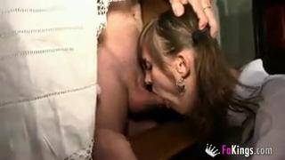 Священник соблазнил прихожанку во время исповеди и оттрахал ее
